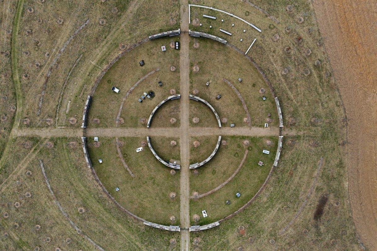 Dolní Břežany hřbitov