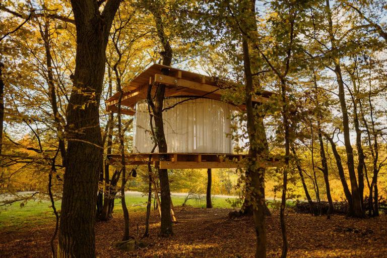 Tree house Hrusice - Jan Tyrpekl